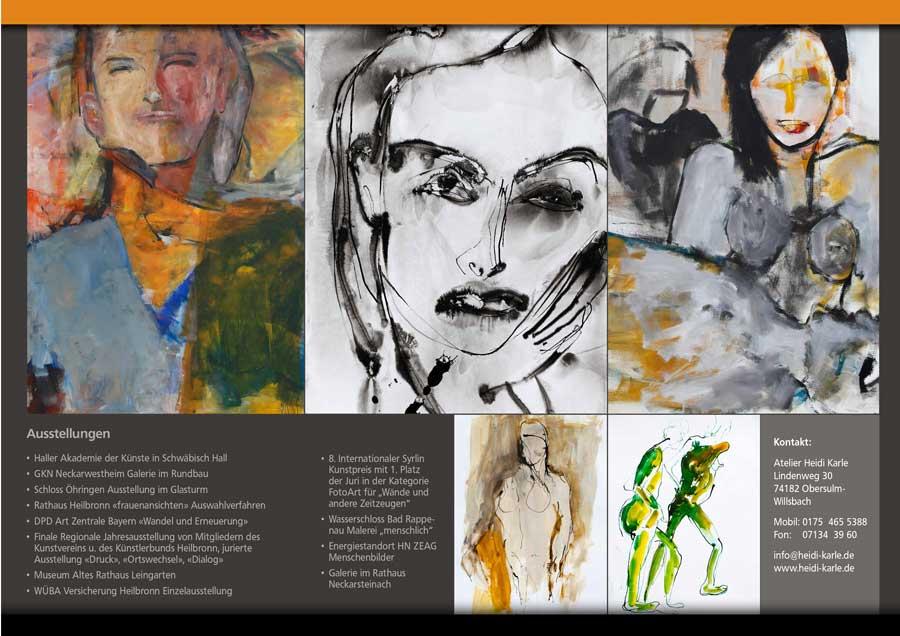 Ausstellung in VB Willsbach